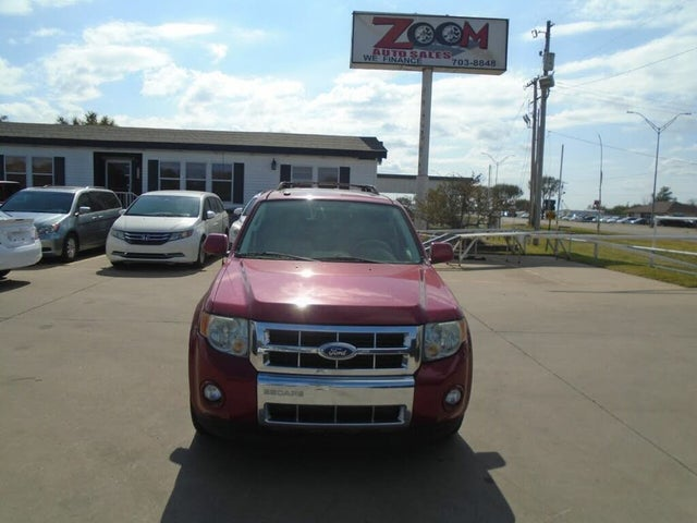 2009 Ford Escape Limited V6 FWD