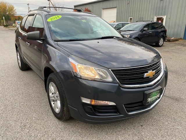 2014 Chevrolet Traverse LS AWD