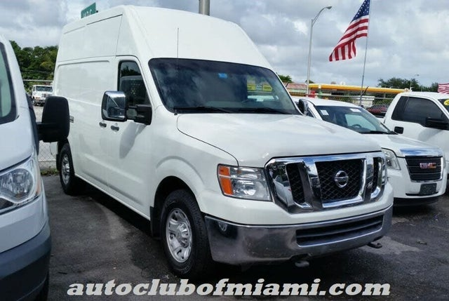 2013 Nissan NV Cargo 3500 HD S with High Roof