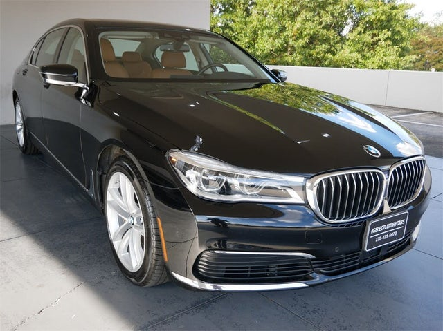 2019 BMW 7 Series 750i xDrive AWD