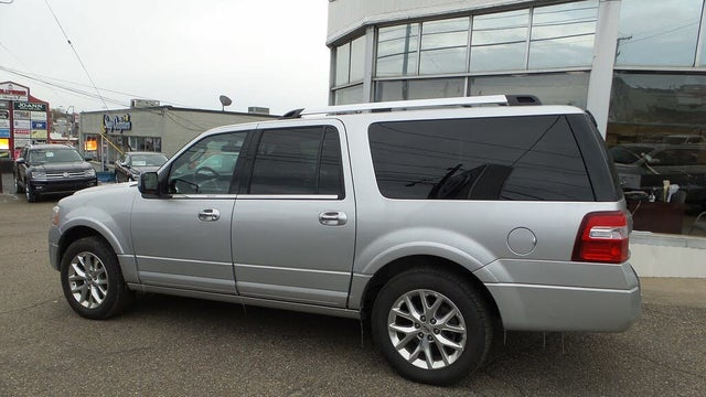 2016 Ford Expedition EL Limited 4WD