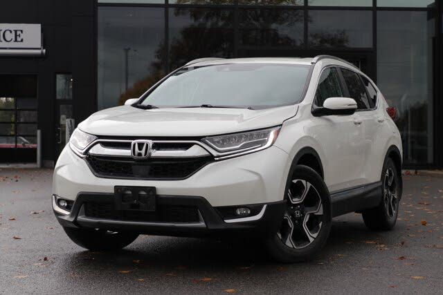 2017 Honda CR-V Touring AWD