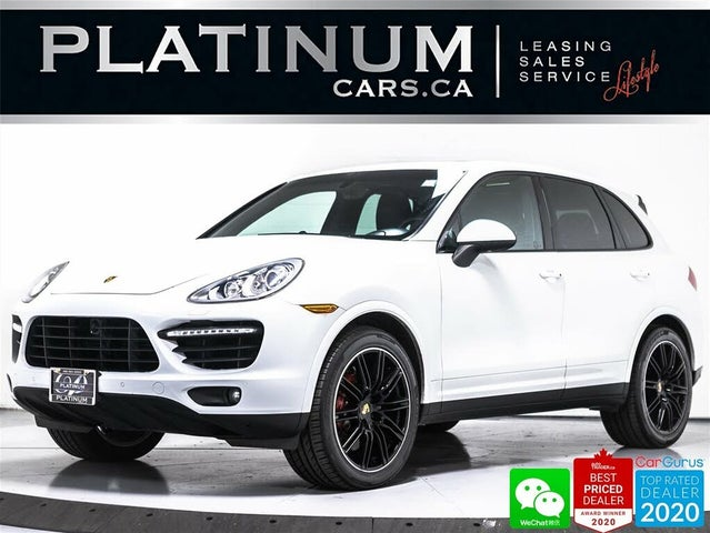 2013 Porsche Cayenne Turbo AWD