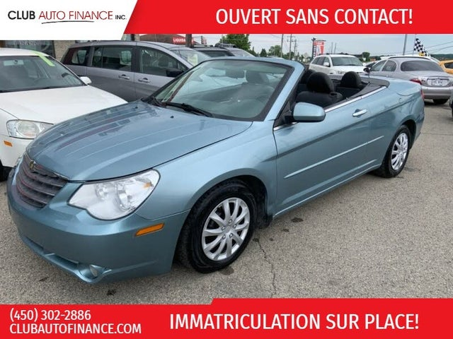 2009 Chrysler Sebring Limited Convertible FWD