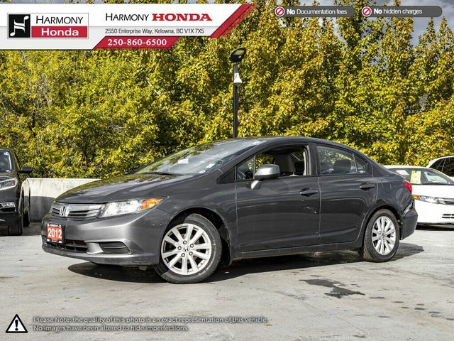 2012 Honda Civic EX-L with Navigation