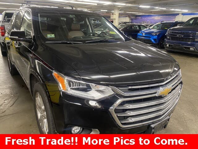 2018 Chevrolet Traverse High Country AWD