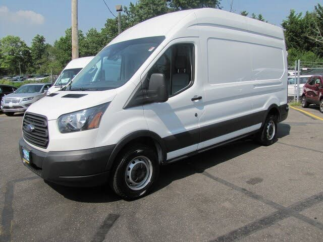 2017 Ford Transit Cargo 350 3dr LWB High Roof Cargo Van with Sliding Passenger Side Door