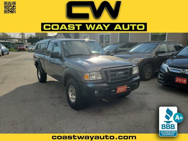 2007 Ford Ranger FX4 Off-Road SuperCab 4dr 4WD