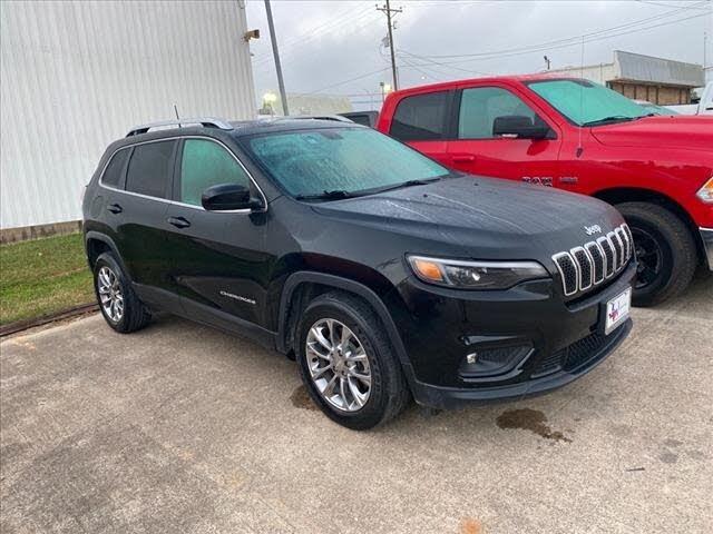 2019 Jeep Cherokee Latitude Plus FWD