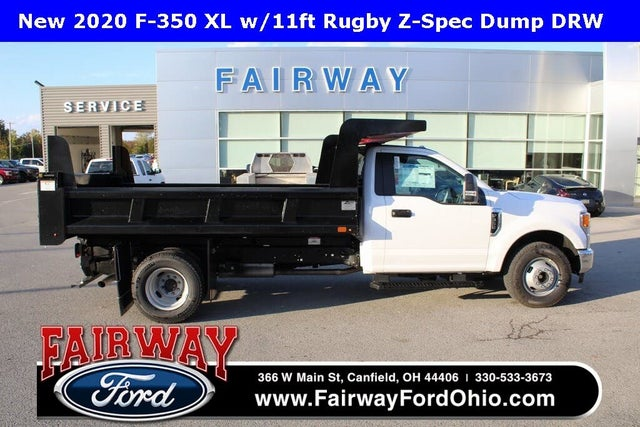 2020 Ford F-350 Super Duty Chassis XL DRW LB RWD