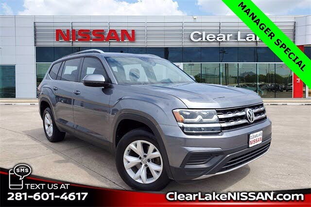 2018 Volkswagen Atlas Launch Edition 4Motion