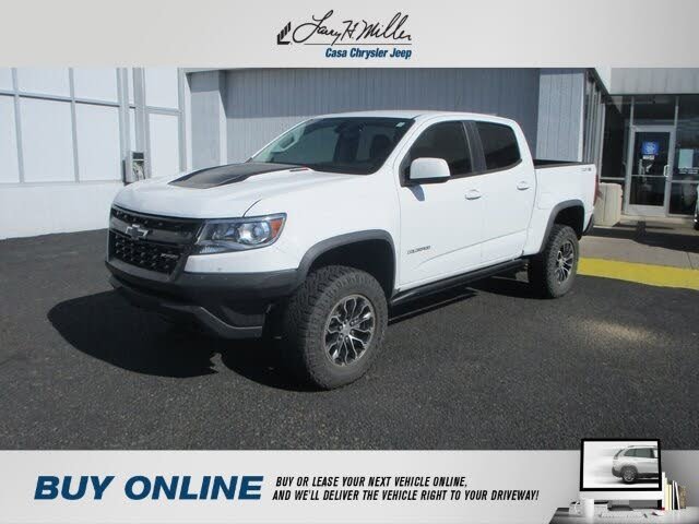 2019 Chevrolet Colorado ZR2 Crew Cab 4WD