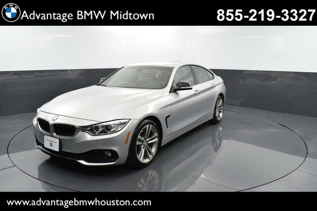 2015 BMW 4 Series 428i Gran Coupe RWD
