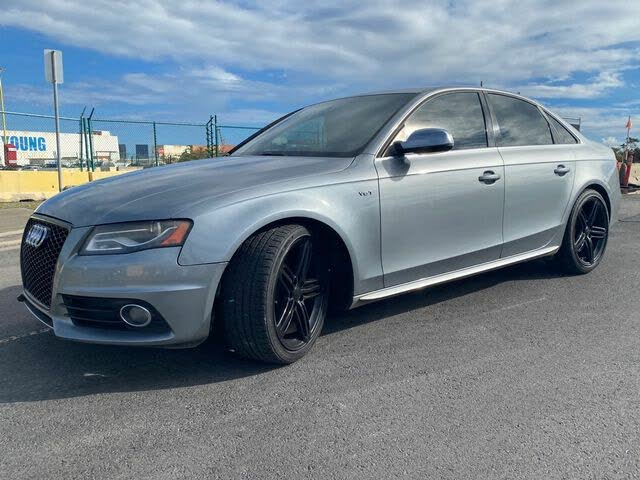2010 Audi S4 3.0T quattro Premium Plus Sedan AWD