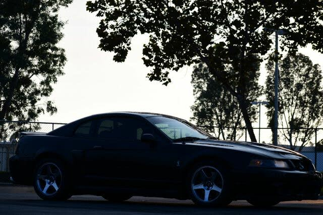 2004 Ford Mustang SVT Cobra Supercharged Coupe
