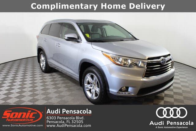 2015 Toyota Highlander Limited Platinum AWD