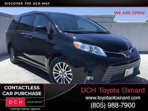 Used 2020 Toyota Sienna XLE 8 Passenger FWD for Sale Right Now