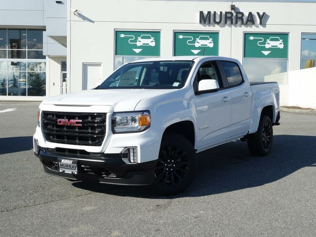 2021 GMC Canyon Elevation Crew Cab 4WD