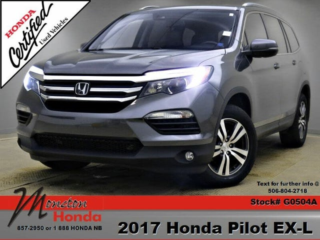 2017 Honda Pilot EX-L AWD with RES