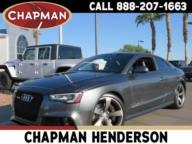 2014 Audi RS 5 quattro Coupe AWD