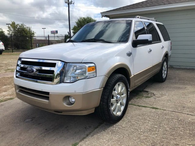 2012 Ford Expedition King Ranch