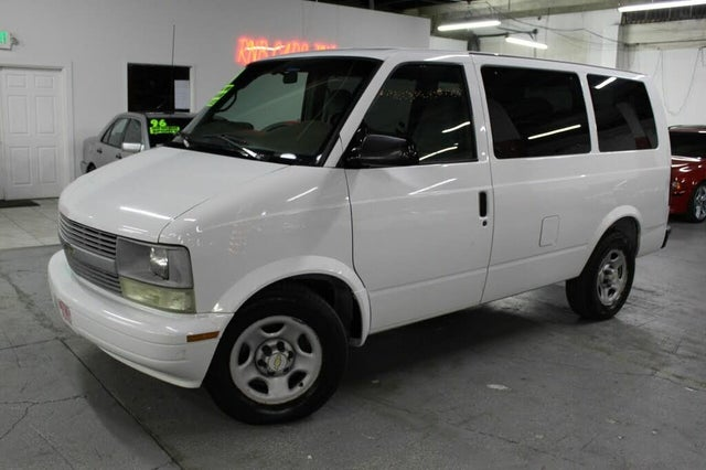 2004 Chevrolet Astro Extended AWD