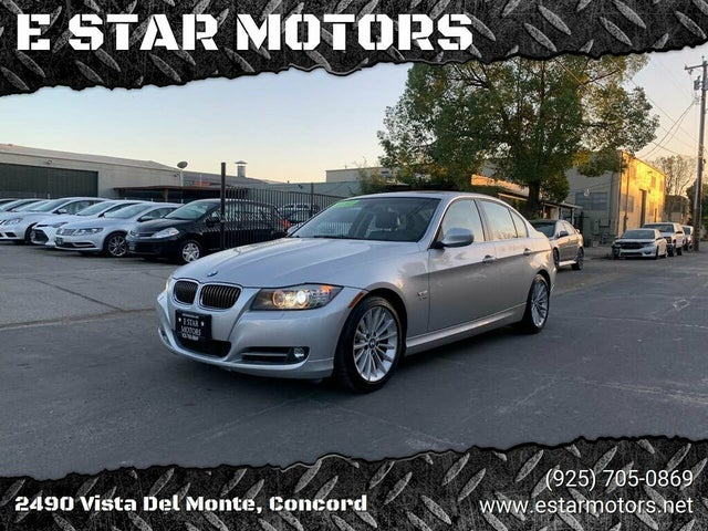 2009 BMW 3 Series 335i xDrive Sedan AWD