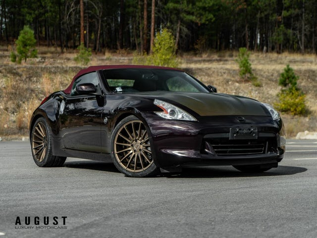 2012 Nissan 370Z Roadster Touring