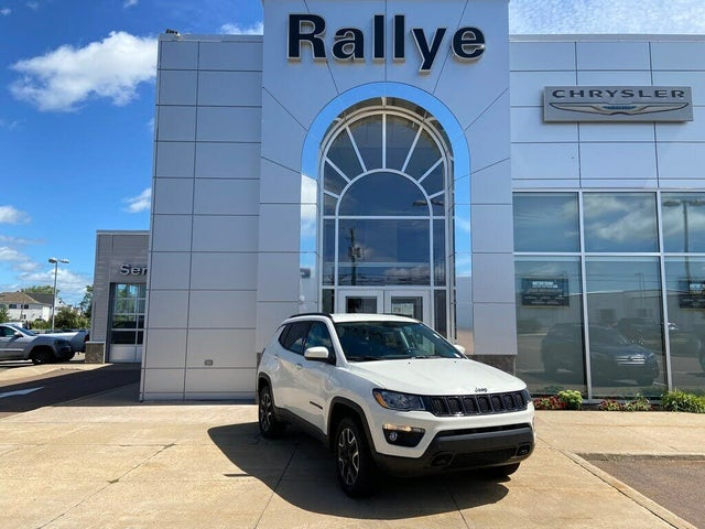 2020 Jeep Compass Upland 4WD