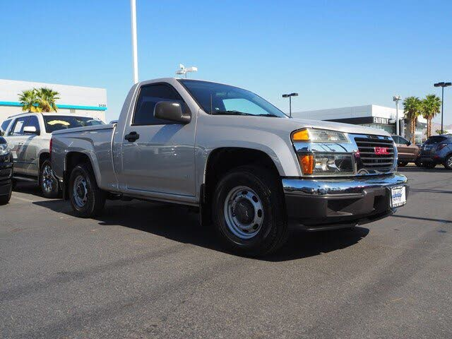2007 GMC Canyon 2 Dr Work Truck Standard Cab 2WD