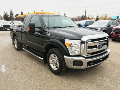 2015 Ford F-350 Super Duty XLT SuperCab
