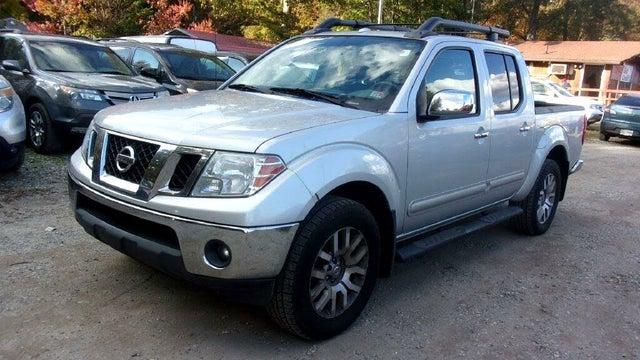 2012 Nissan Frontier SL Crew Cab 4WD