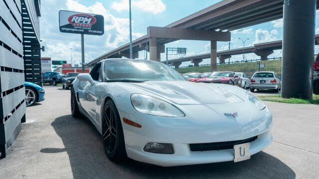 2008 Chevrolet Corvette Coupe RWD