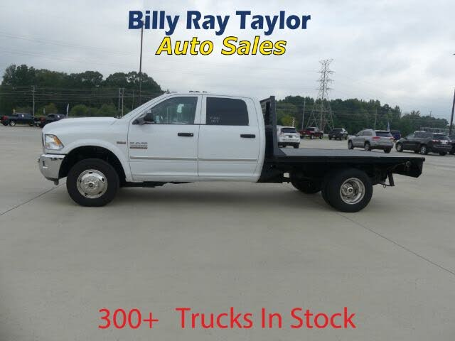 2015 RAM 3500 Chassis ST Crew Cab 4WD