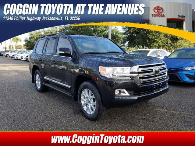 2021 Toyota Land Cruiser for Sale in Jacksonville, FL ...