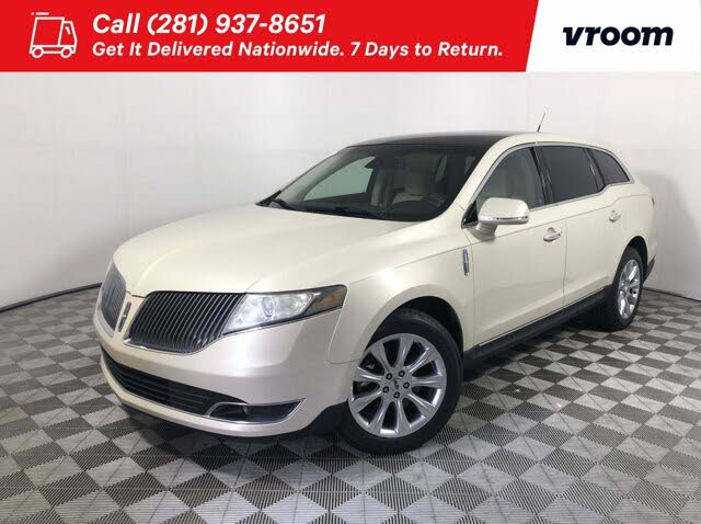 2014 Lincoln MKT FWD