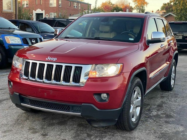 2011 Jeep Grand Cherokee Limited 4WD