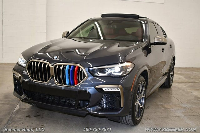 Used 2020 BMW X6 M50i AWD for Sale Right Now - CarGurus