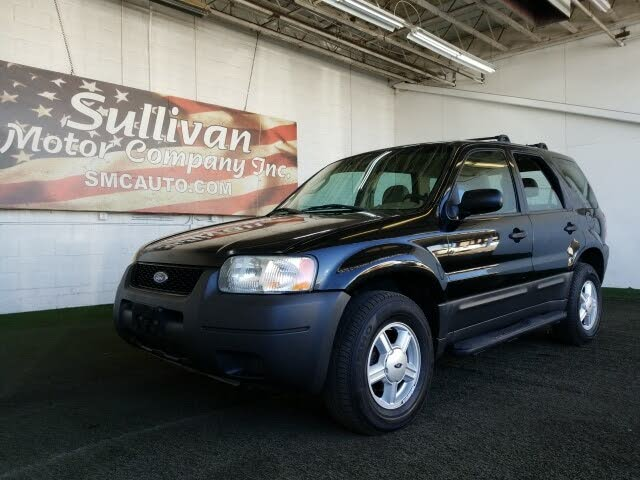 2003 Ford Escape XLS FWD
