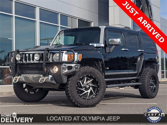 used hummer h3 for sale in puyallup wa cargurus used hummer h3 for sale in puyallup wa