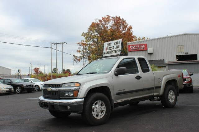 2005 Chevrolet Colorado Z71 LS Extended Cab 4WD
