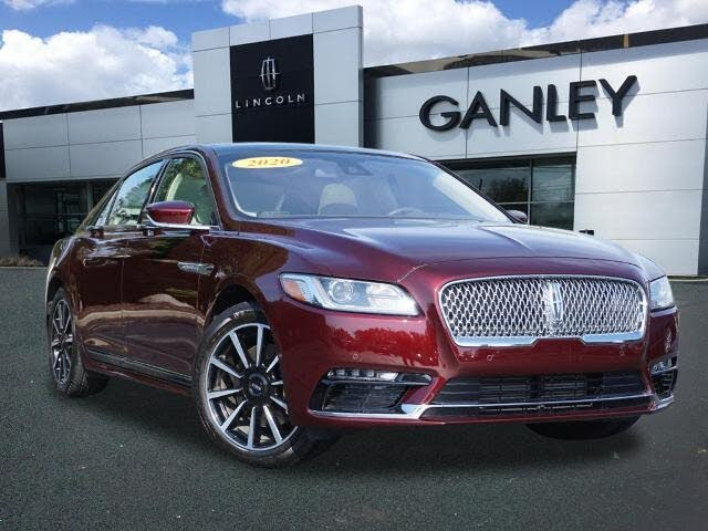 Download 2020 Lincoln Continental Reserve Awd