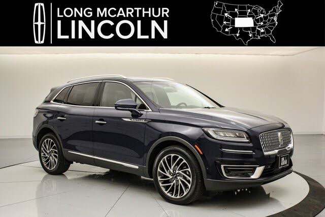 Used 2020 Lincoln Nautilus For Sale Right Now Cargurus
