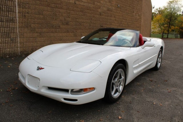 2000 Chevrolet Corvette Convertible RWD