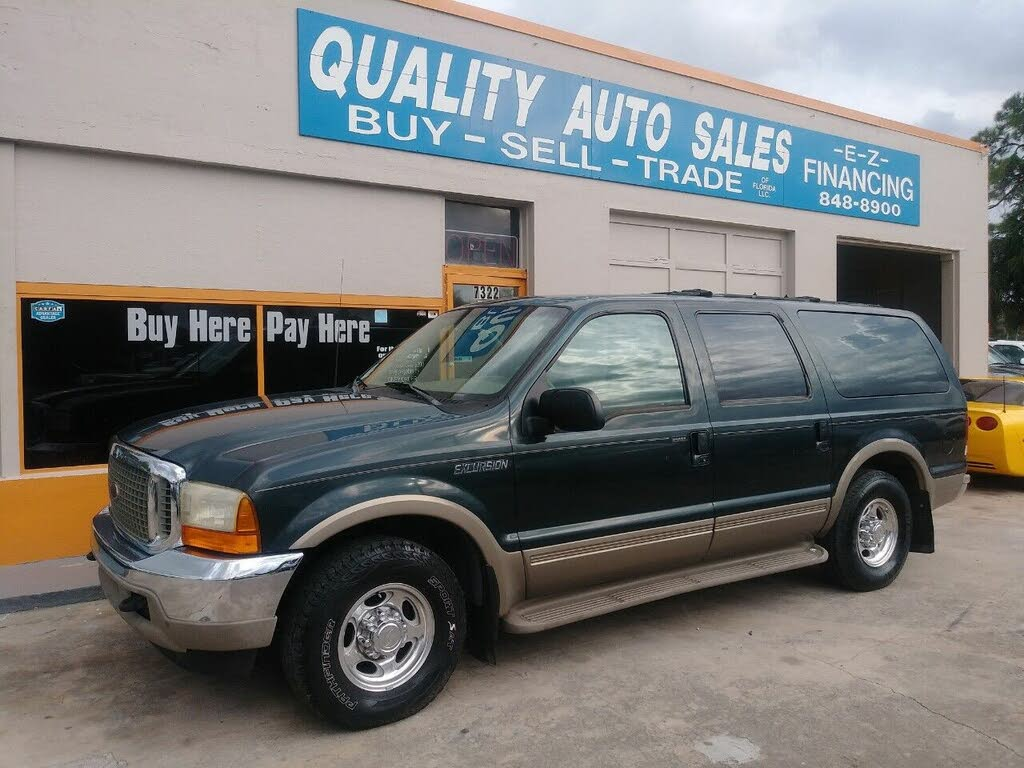Used Ford Excursion for Sale in Crystal River, FL - CarGurus