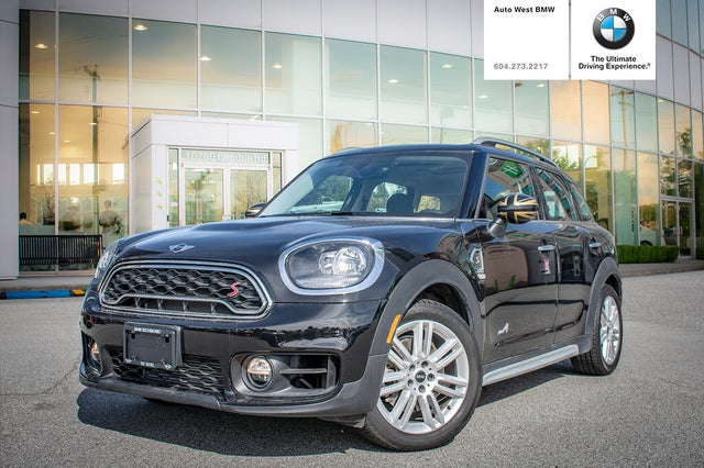 2018 MINI Countryman Cooper S ALL4 AWD