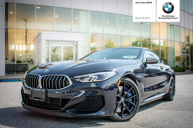 2019 BMW 8 Series M850i xDrive Coupe AWD