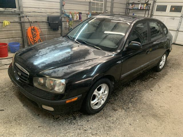 used 2003 hyundai elantra gt hatchback fwd for sale right now cargurus gt hatchback fwd