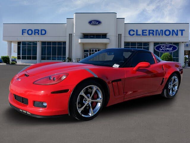 2012 Chevrolet Corvette Z16 Grand Sport 3LT Coupe RWD