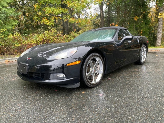 2007 Chevrolet Corvette Convertible RWD